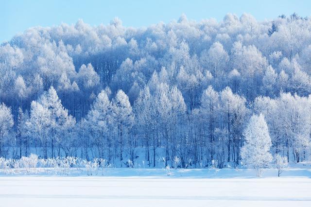 日本第一 只能在这里才能看到的北海道美景