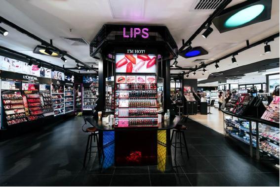屈臣氏集团计划年内于国内增设五十家 美妆概念店colorlab by Watsons