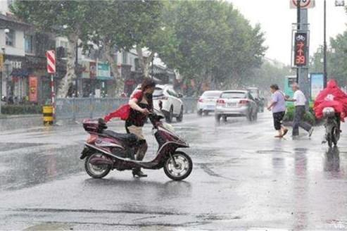 刮风下雨 辽宁多地降温6-8℃