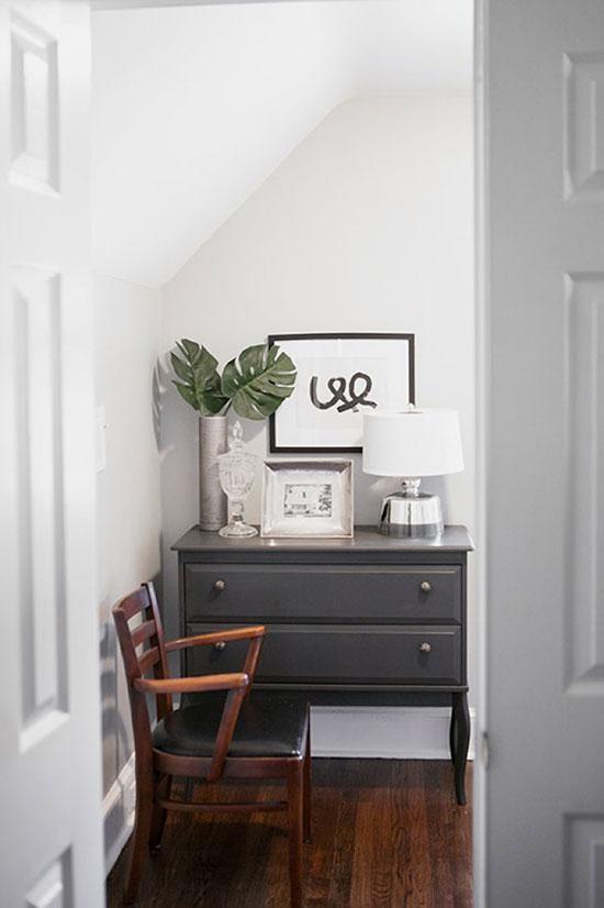旧公寓改造翻新柔和美好的温馨之家