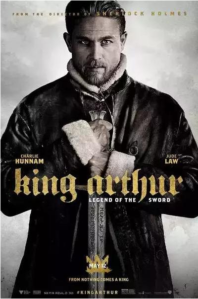 [有福利]带你免费看《亚瑟王:斗兽争霸》!