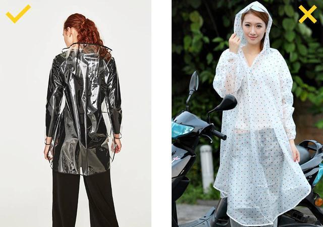 这些时髦雨具,下不下雨都想穿!