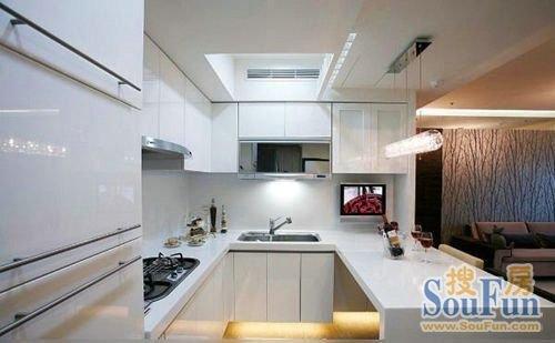 厨房的天花吊顶应考虑采用防水产品