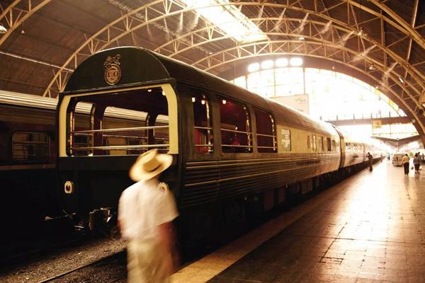 东方快车亚洲线:移动的皇宫,独一无二的南洋美景
