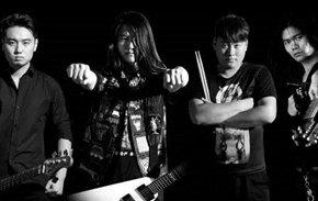 娱乐工坊第7期回顾:异论乐队沈阳上演重金属派对