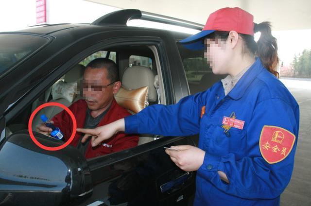 在加油站常遭遇一大骗局 让车主防不胜防