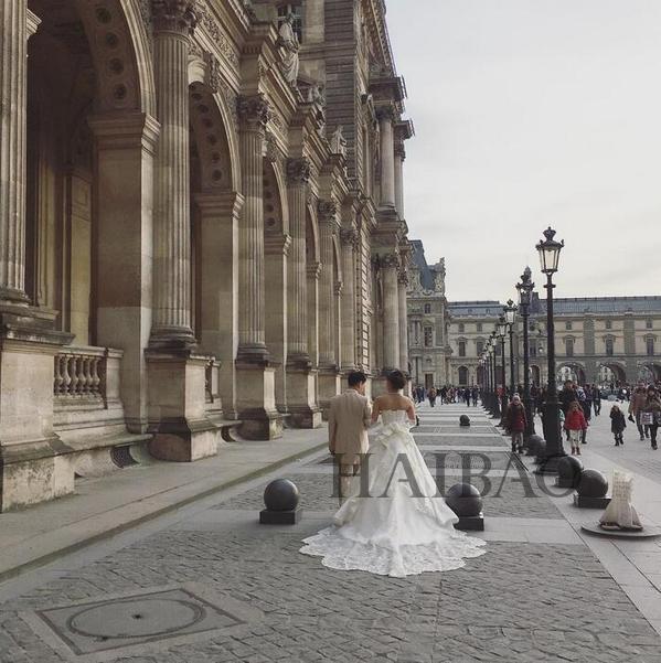 欧式皇宫婚礼素材