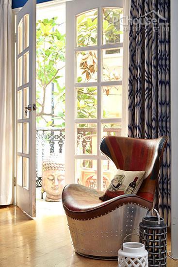 无规则也美妙 家居设计师改造上海老房子