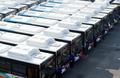 今日沈阳公交开启冬运模式 5502辆公交全开暖风