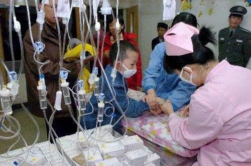 锦州今冬首次检出两种流感病毒 孩子是发病高危人群