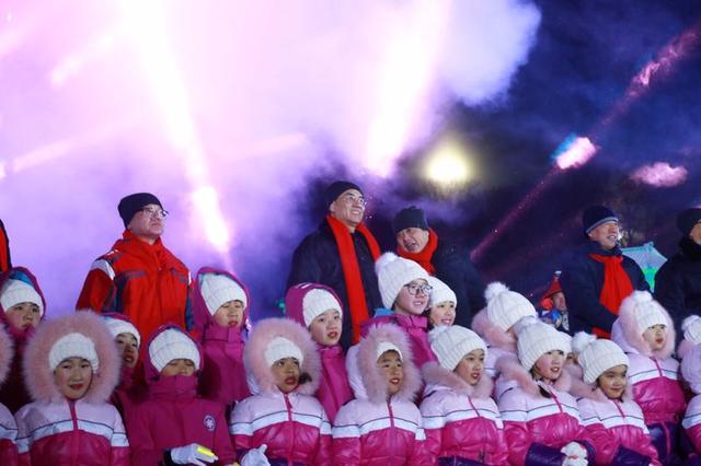 """""""满韵清风,冰雪盛京""""2018沈阳国际冰雪节盛大开幕"""