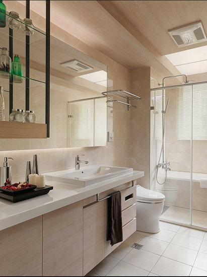 小空间也有大气场 12款小户型卫生间设计