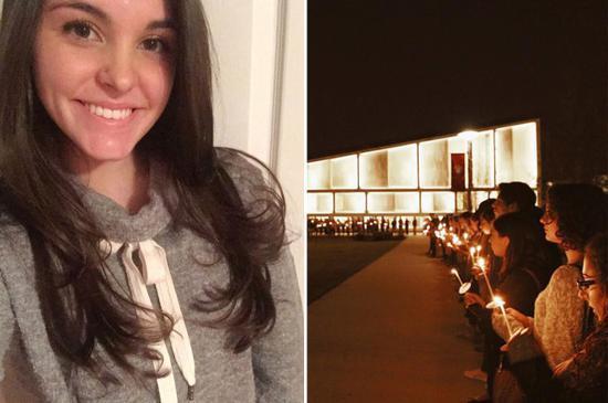 美国一名女大学生参加吃煎饼大赛不幸噎死