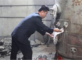 2017年朝阳市淘汰燃煤小锅炉680台