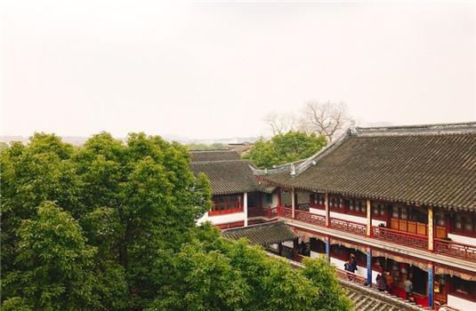 苏州最知名寺庙以人名命名 被一首古诗捧红