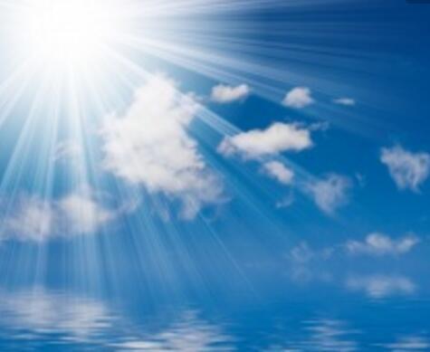 大连天气:今天冬至天气晴暖 市区最高温到8℃附近