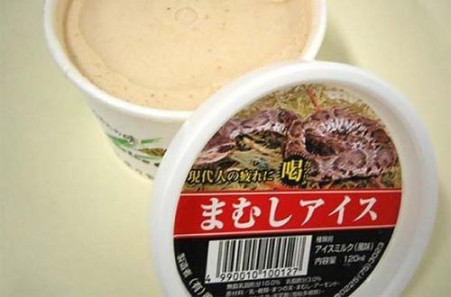 世界上最奇葩口味冰淇淋 吃过一种就算你厉害