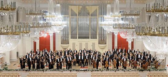 俄罗斯国民交响乐团即将来沈 荣誉艺术家坐镇指挥