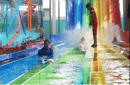 惊艳了你的绿中海温泉度假时光 无法抗拒的水上乐园魅力 这里你非去不可