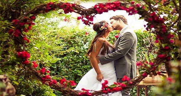 让婚礼照片美到爆的6个小秘密
