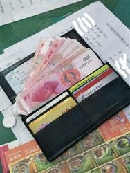 鞍山女环卫捡到钱包交还失主 相当于自己一月工资