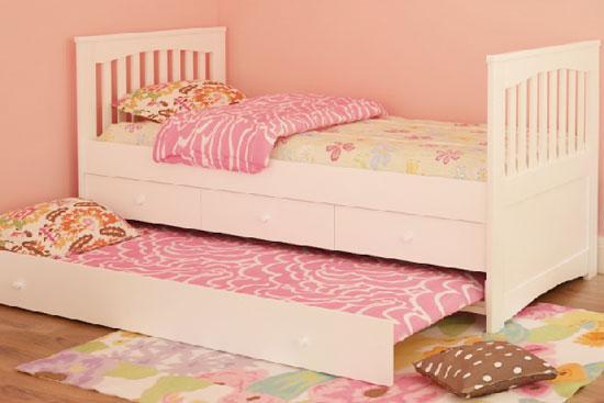 类型:双层儿童床