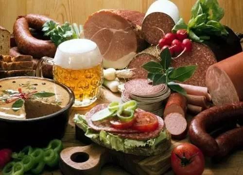 国外美食制作你都吃过美食低如何的卡盘点