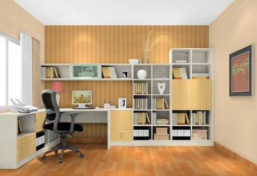 书房设计效果图_书房设计效果图大全_书房榻榻米装修效果图