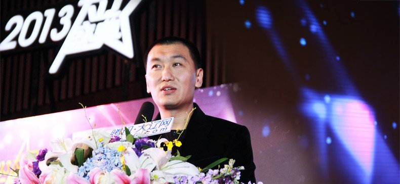 腾讯公司副总裁孙忠怀:辽阔天地 筑梦未来