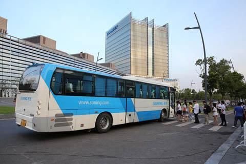 营口企事业单位大中型通勤客车 可借用公交专用道通行