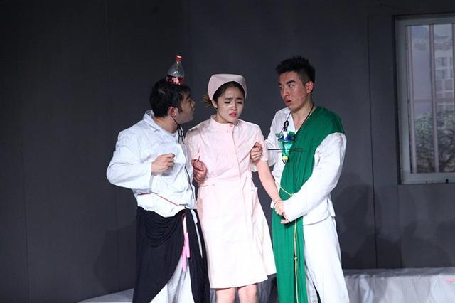 荒诞喜剧《大演员》再度来袭 3月25日沈阳爆笑上演