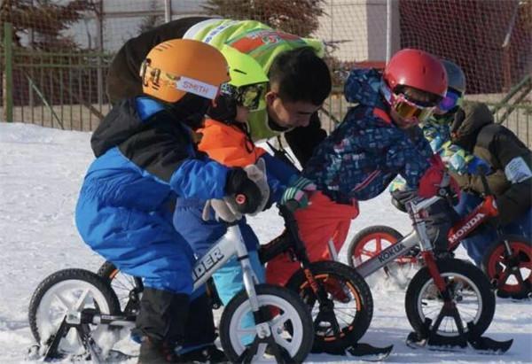 热高乐园多元化发展 冰雪项目别有洞天