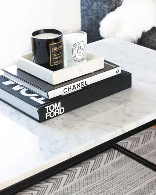 提升家居品位的香薰蜡烛,图片来源Pinterest。