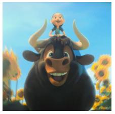 2018年首部好莱坞动画巨制《公牛历险记》免费送票!带着萌娃一起笑哈哈~