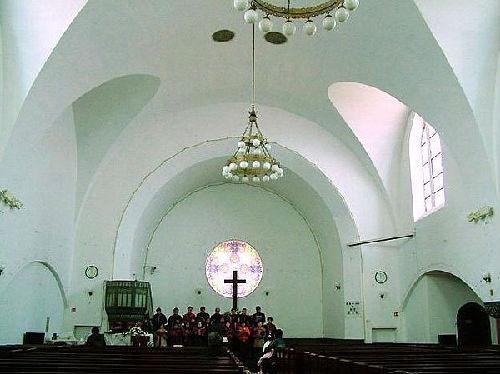 教堂管风琴钢琴曲谱