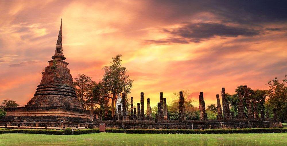 泰国天堂般的景点 不一样的泰国风情
