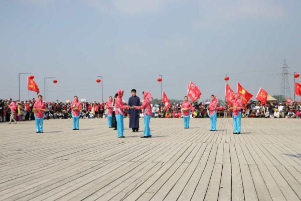 《印象辽河口》——中国·盘锦第四届插秧节启幕