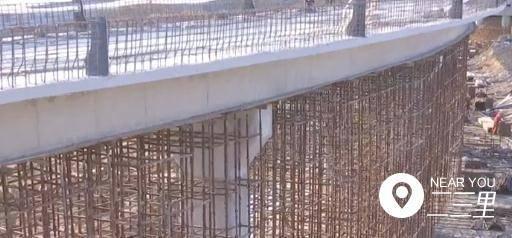 葫芦岛海辰路立交桥预计11月20日可通车