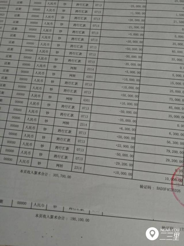 辽宁一按摩师月收入2000多 银行卡四个月流水3670万