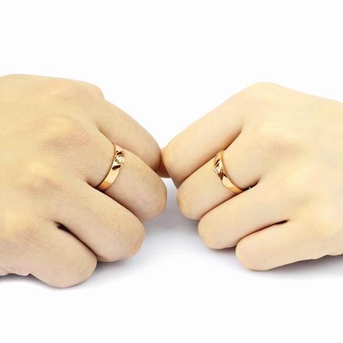 新人挑选婚戒经典法则