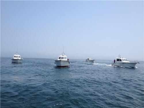 丹东远洋作业渔船达45艘 渔业产量为9.2万吨