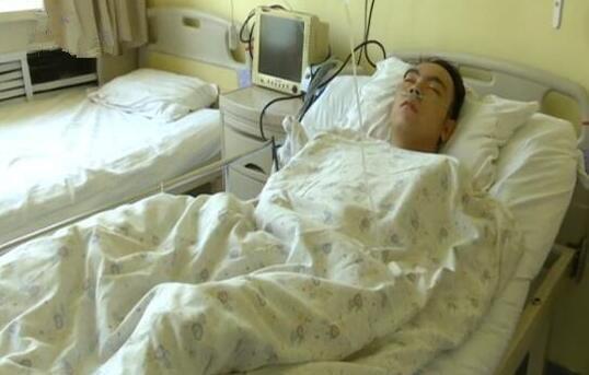 24岁吉林小伙大连溺水 肺部严重感染无钱医治