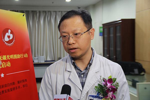 沈阳爱尔眼科医院启动光明援助行动:为1000人免费手术