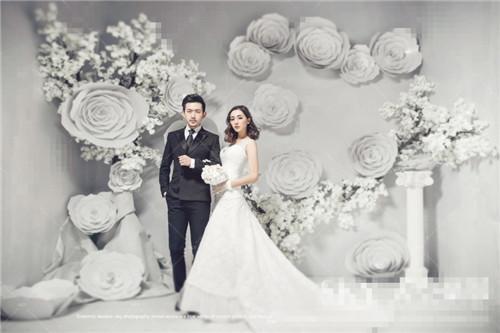 婚纱照韩国_韩国艺匠婚纱照图片