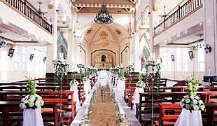 美翻了 世界十大旅行结婚首选婚礼教堂