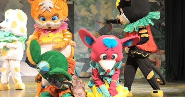 儿童剧《猫和老鼠》将来沈 平均2分钟让你大笑一次