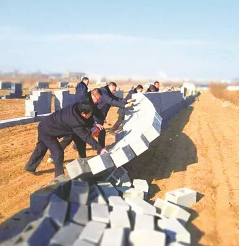 葫芦岛有人在耕地里建大棚 被执法人员拆除