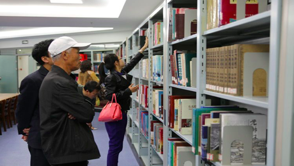 抚顺市图书馆下周部分开放