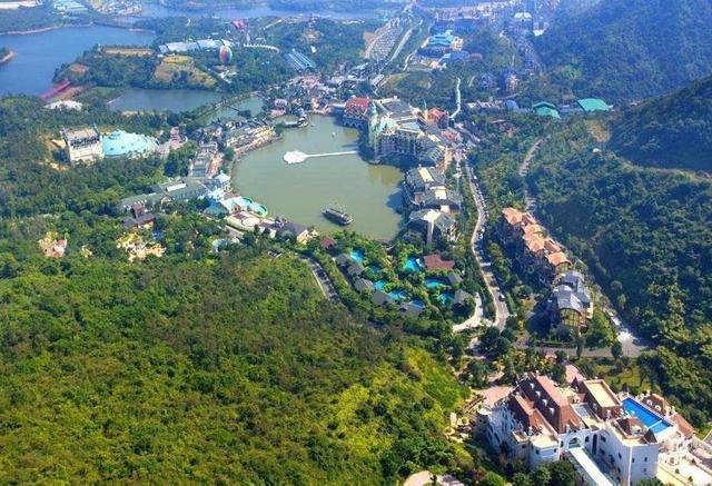 世界游客最爱的中国大陆城市 原来是这里
