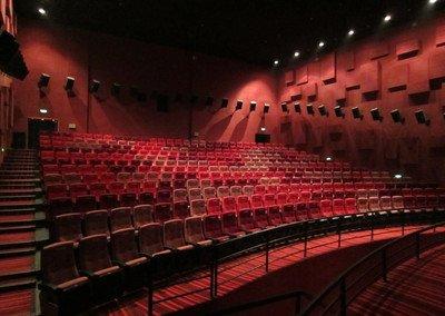 日本四大巨幕电影电影院介绍最大imax厅宽24沈阳80动画片大全设备大全图片
